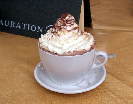 Kakao mit Sahne 28.11.04
